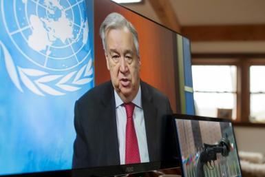 UN Secretary General Antonio Guterres wants governments to help protect women from abusers during the coronavirus lockdowns around the world