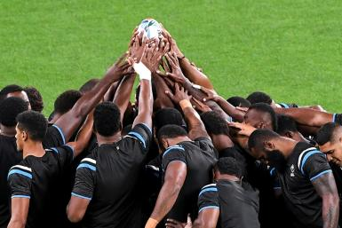 Fiji players and staff have agreed to 40 percent pay cuts as the union faces financial challenges due to the coronavirus