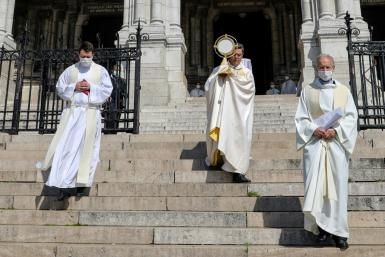Easter celebrations will be greatly changed worldwide due to the coronavirus pandemic