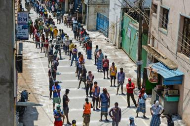 India's poorest have been hit the hardest by the coronavirus lockdown