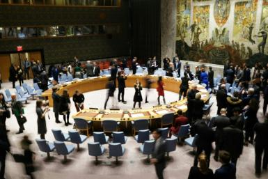Led by Germany, nine of the UN Security Council's 10 non-permanent members requested the closed-door meeting on COVID-19