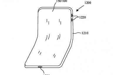 Foldable iPhone?