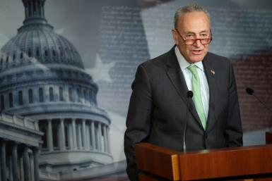 US Senator Chuck Schumer, a Democrat from New York, said a deal was all but certain on replenishing the Paycheck Protection Program to rescue small businesses hard hit by the coronavirus crisis