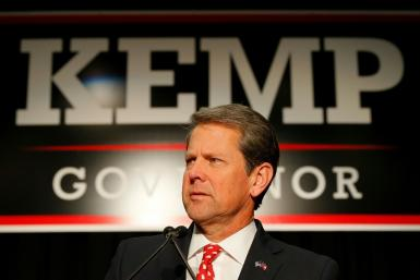 Georgia Governor Brian Kemp's reopening plan has met with criticism from some business owners and residents who voiced fears it is being implemented too soon