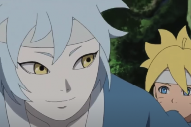 "Mitsuki from ""Boruto: Naruto Next Generations"""