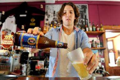 The beer market has dipped 20 percent since the lockdown with the loss of keg sales hitting brewers and pubs hard