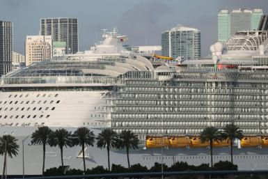 A proposed debt offering by Royal Caribbean Cruises will offer the latest indication of investor appetite for a hard-hit sector