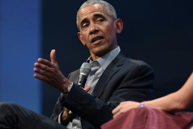 Former US President Barack Obama has kept a low profile since leaving office in January 2017 and rarely speaks out publicly