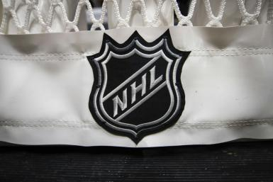 The NHL hopes to allow teams to resume small-scale training sessions next month