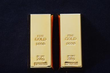 two children found 2 gold bars during lockdown