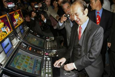 Stanley Ho helped turn Macau into the world's most successful gambling hub