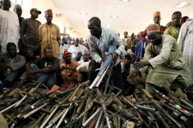 Government officials have tried peace negotiations and disarmament campaigns to try to ease the violence