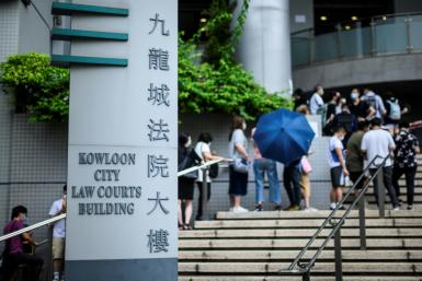 The city's judicial system is struggling under the strain as Hong Kong lurches through a political crisis that shows no sign of ending