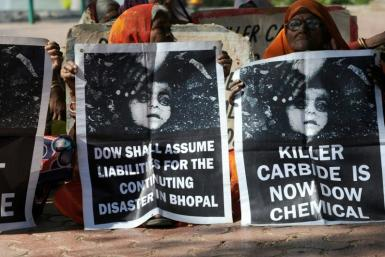 Victims of the 1984 gas leak in Bhopal have long campaigned for justice