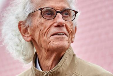 Christo made transforming internationally known landmarks his speciality
