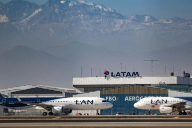 Latin America's biggest airline, the Brazilian-Chilean group LATAM, filed for bankruptcy in the US in May, after which its shares plunged 35 percent in the Santiago stock exchange