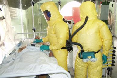 WHO reports second ebola outbreak in Congo