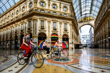 Italy is opening its borders again hoping tourism will help economic recovery