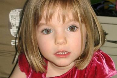 Madeleine McCann who disappeared on holiday in Praia da Luz, Portugal on May 3, 2007