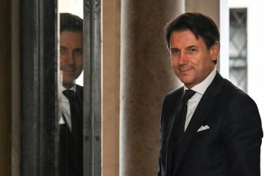 A recent Ixe poll found that 59 percent of Italians trust Prime Minister Giuseppe Conte