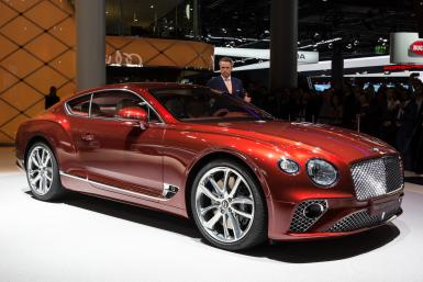 Bentley Ciontinental GT