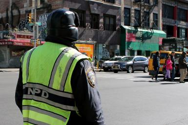 nypd commissioner makes an appeal to end violence
