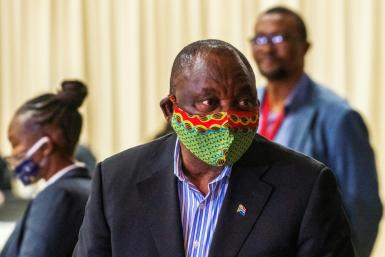 South African President Cyril Ramaphosa has vowed to bring in military medical practitioners to help hard-hit Western Cape