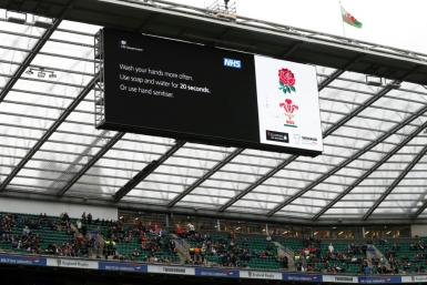 Distancing change - The RFU hope to welcome crowds back to Twickenham this year despite the coronavirus