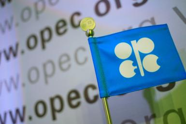 The 13-member OPEC and other oil producing nations such as Russia and Mexico are discussing a deal agreed in April to boost prices