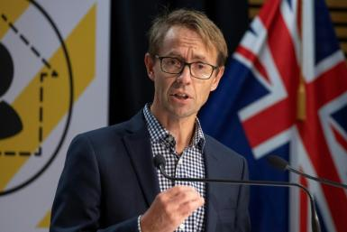 New Zealand health department director-general Ashley Bloomfield said the country should take heart from reaching the milestone