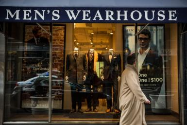 Men's Wearhouse Tailored Brands
