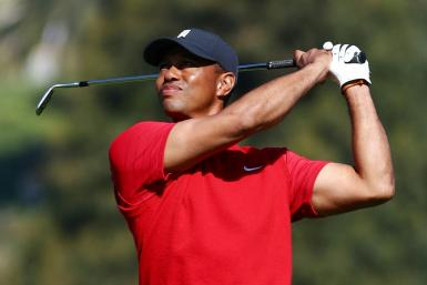 Wating game: Tiger Woods will be absent when the PGA Tour resumes in Texas this week