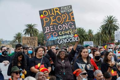 The Black Lives Matter protest movement has resonated particularly strongly with many in Australia