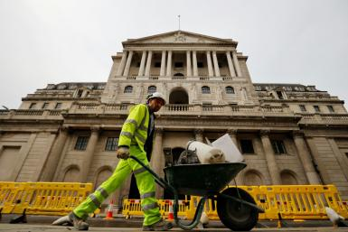 The Bank of England is expected to unveil new measures to shore up the UK economy