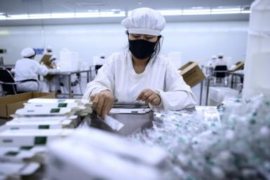 Yisheng plans to recruit up to 50 extra workers for the vaccine effort