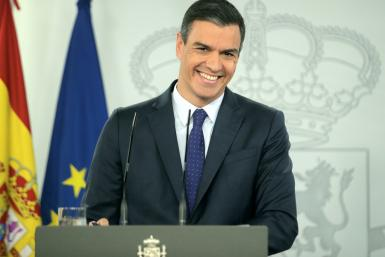 "Tax rises are ""inevitable"", and will predominantly hit big companies, Spanish Prime Minister Pedro Sanchez has said"