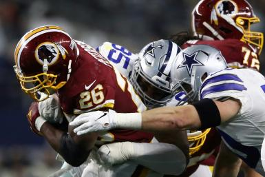 The Washington Redskins are beloved in the city, but the team name has long sparked controversy