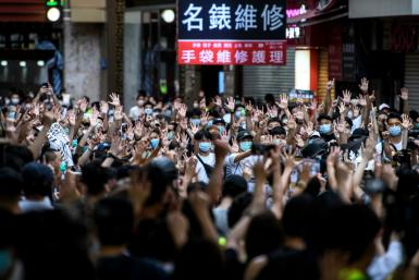 Beijing is determined to end more than a year of democracy protests in Hong Kong