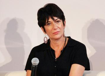 Ghislaine Maxwell, pictured in 2003, could face life in prison if found guilty on charges linked to Jeffrey Epstein's sex crimes