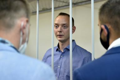Ivan Safronov, a former journalist and aide to the head of Russia's space agency Roscosmos, has been arrested on suspicion of treason