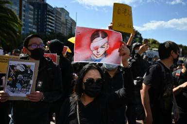 Australia's offer of a safe haven to Hong Kongers is likely to anger China