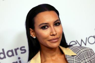 """Naya Rivera is best known for her starring role in the hit TV series """"Glee"""""""