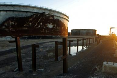 A first ship was due to start loading crude from the oil port Al-Sidra in the east of the country, Libya's National Oil Corporation said