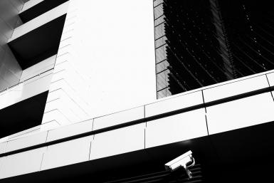 black-and-white-building-camera-cctv-558630