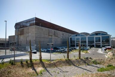 Interxion converted a reinforced concrete bunker built by the Germans during World War in Marseille harbour as a submarine base to house its new data centre