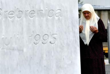 This year marks the 25th anniversary of the Srebrenica massacre