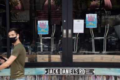 A jump in new infections has led California to reimpose restrictions in the richest US state, including the closure of bars and restaurants