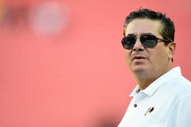 Dan Snyder, the owner of the Washington DC NFL team, had long resisted calls to change the franchise name