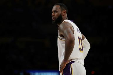 #FreeWoj: Los Angeles Lakers star LeBron James is among the NBA players offering social media support of suspended ESPN reporter Adrian Wojnarowski