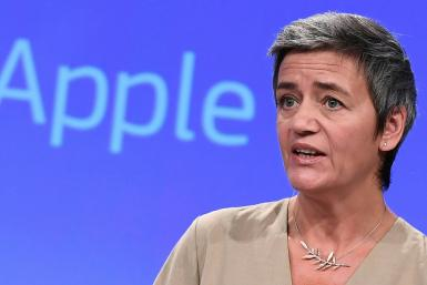 The European Commission's historic ruling against Apple was delivered in August 2016 by Competition Commissioner Margrethe Vestager